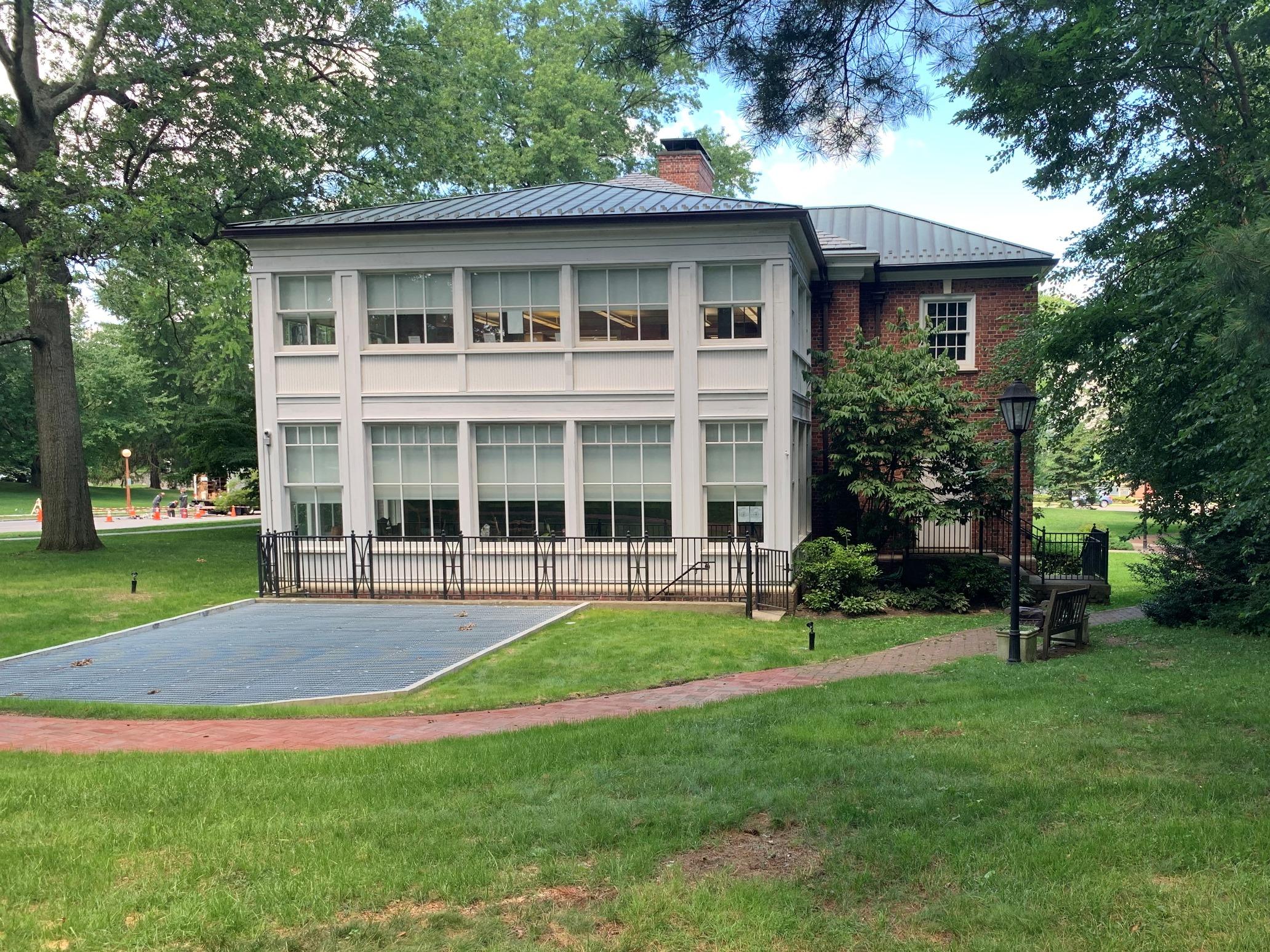 Bronxville Public Library