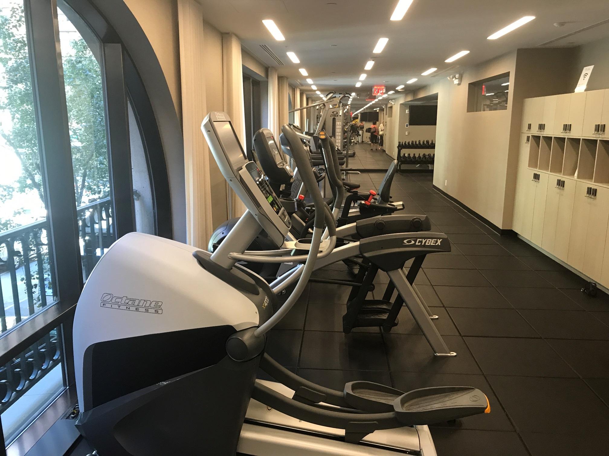 Empire Condominium Gym