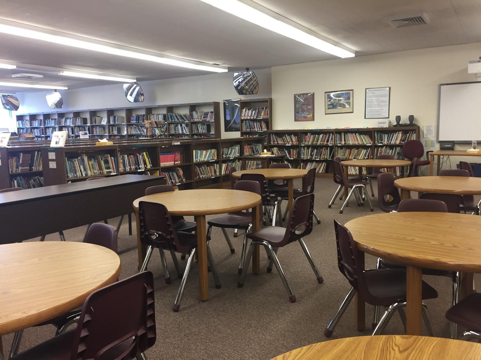 Englewood Cliffs Upper School Media Center