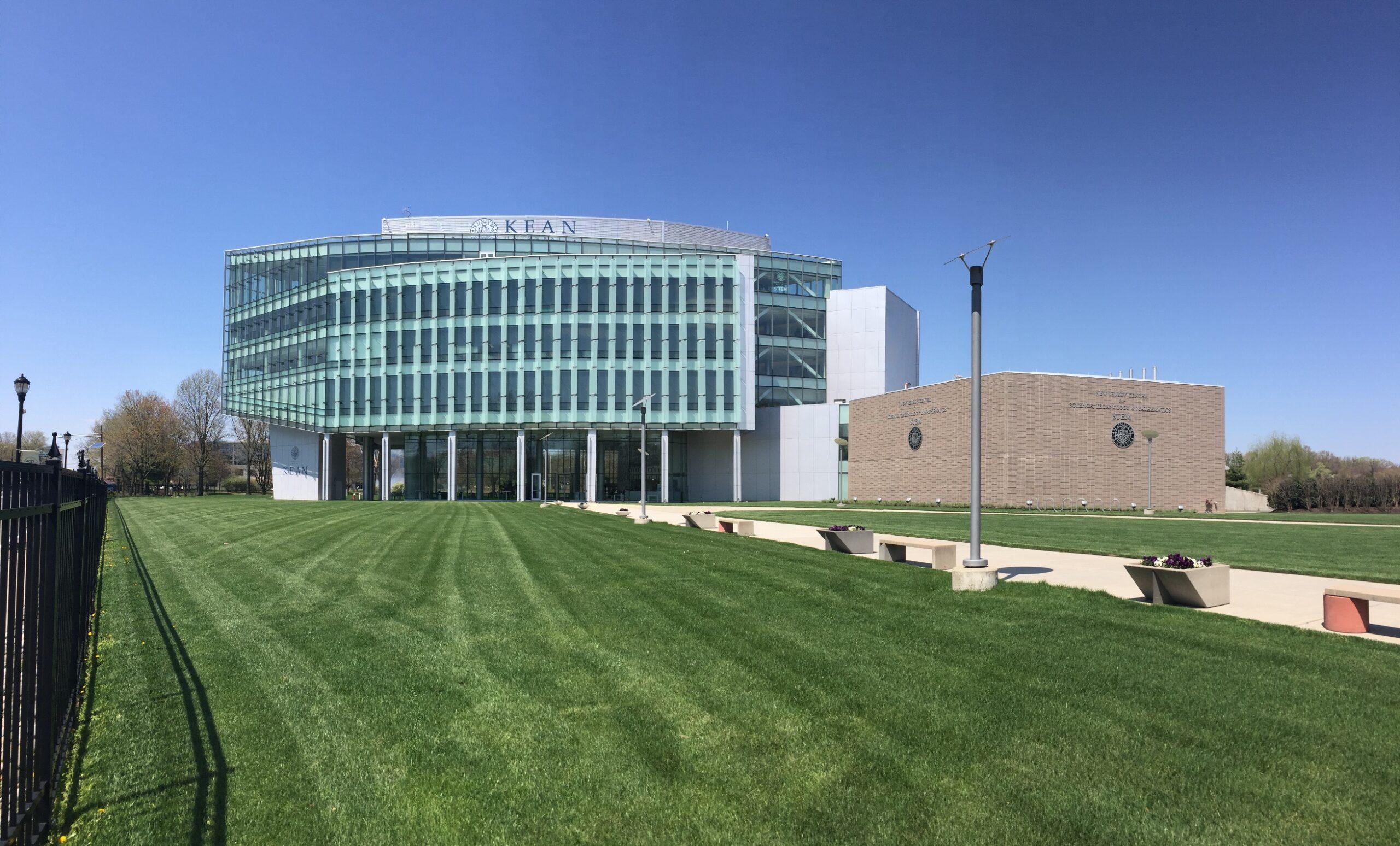 Kean University STEM Building
