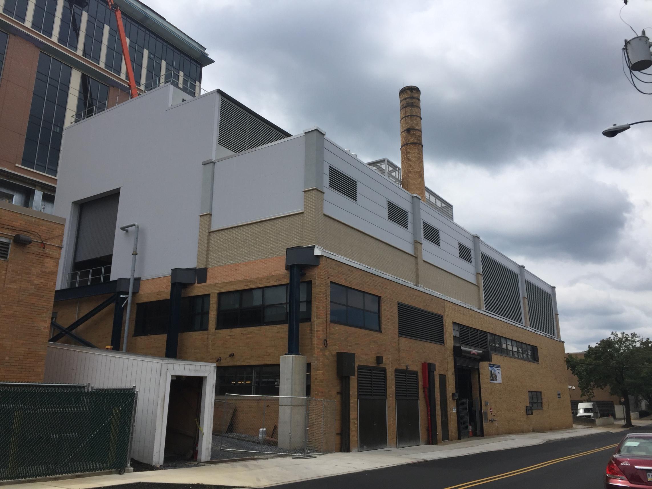 Lancaster General Hospital Energy Center