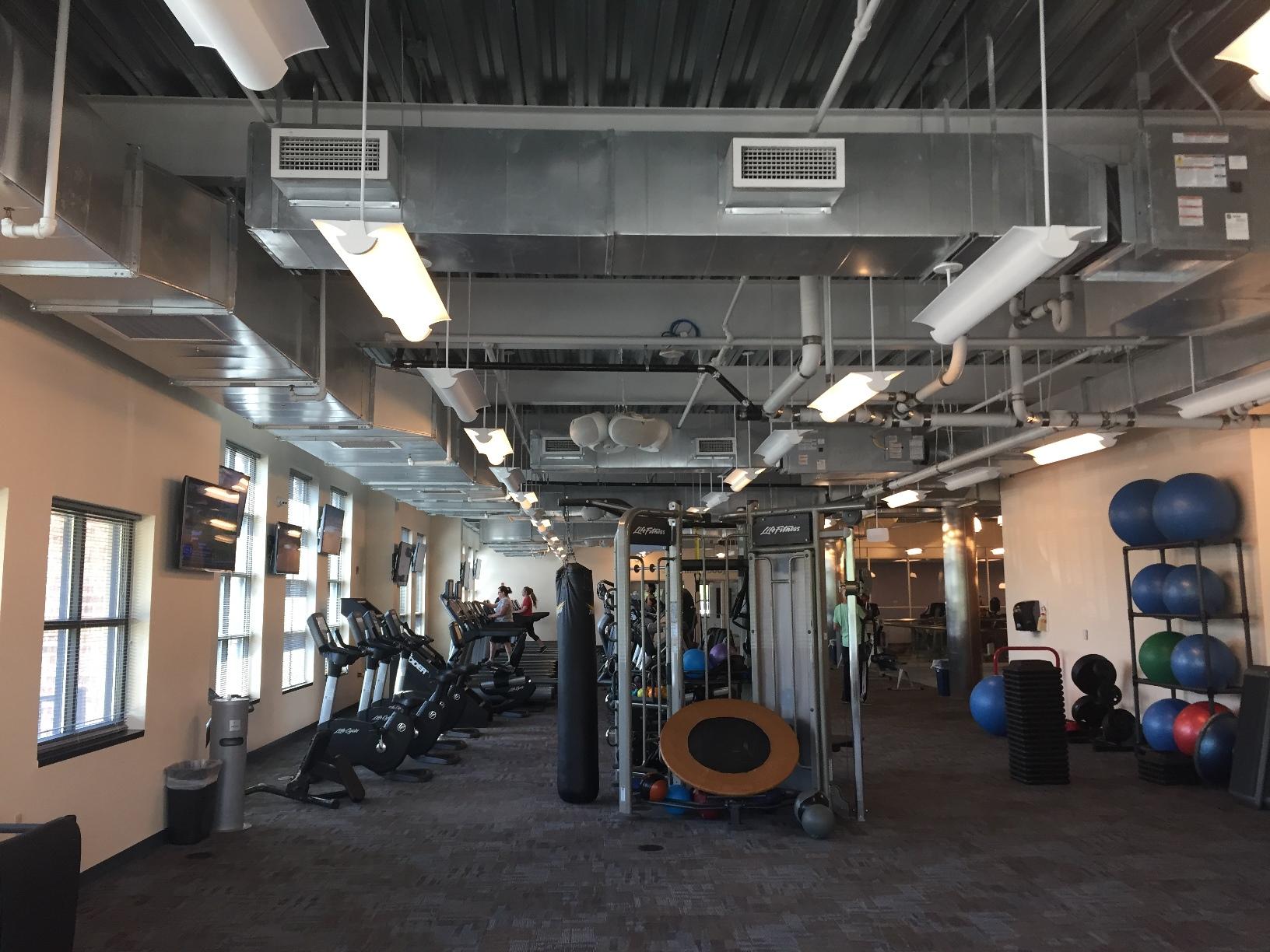 Meridian Health Village Fitness Center