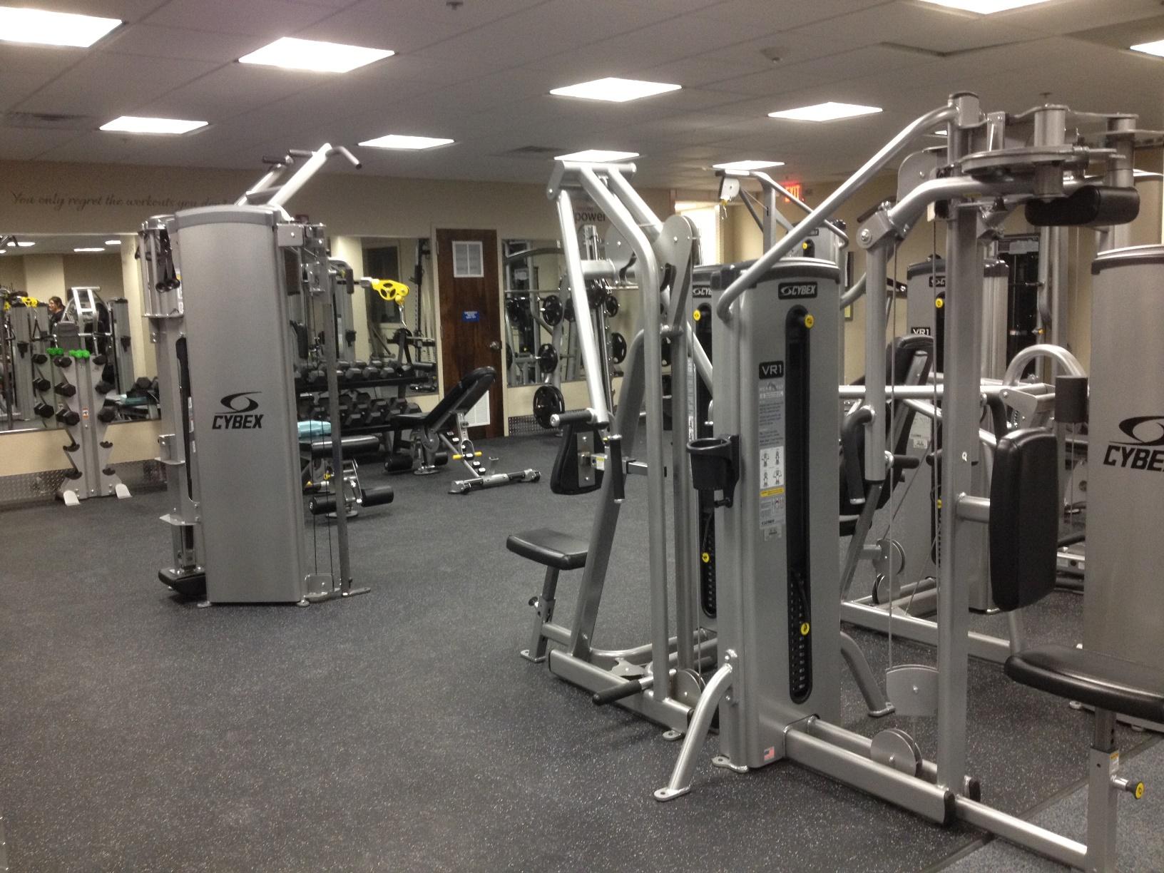 Port Liberte Residential Gym