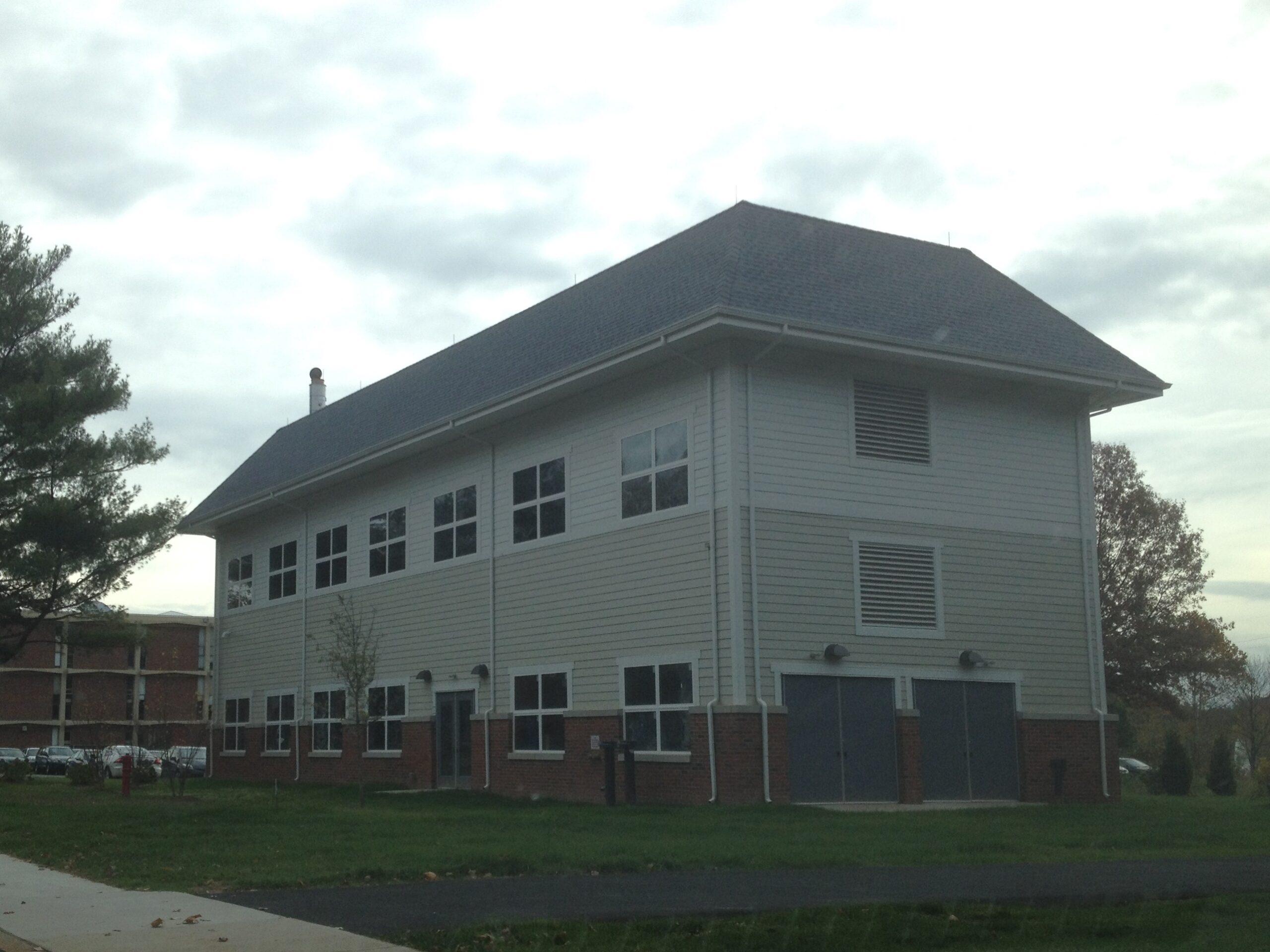 Rider University Trigeneration Plant