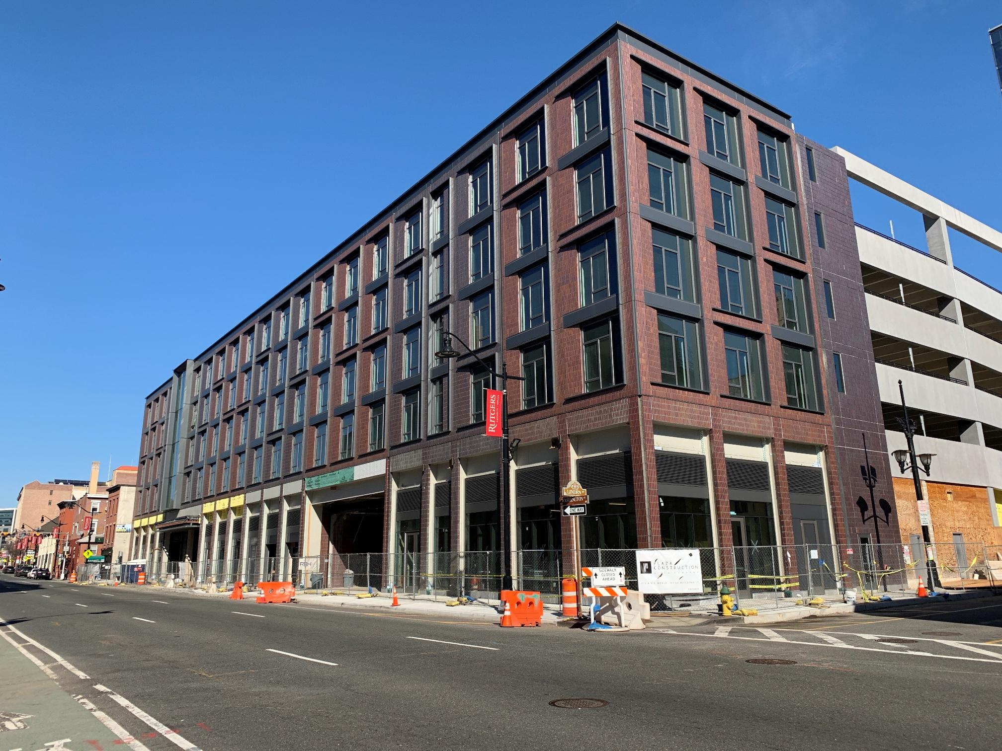 Rutgers Honors Living-Learning Community