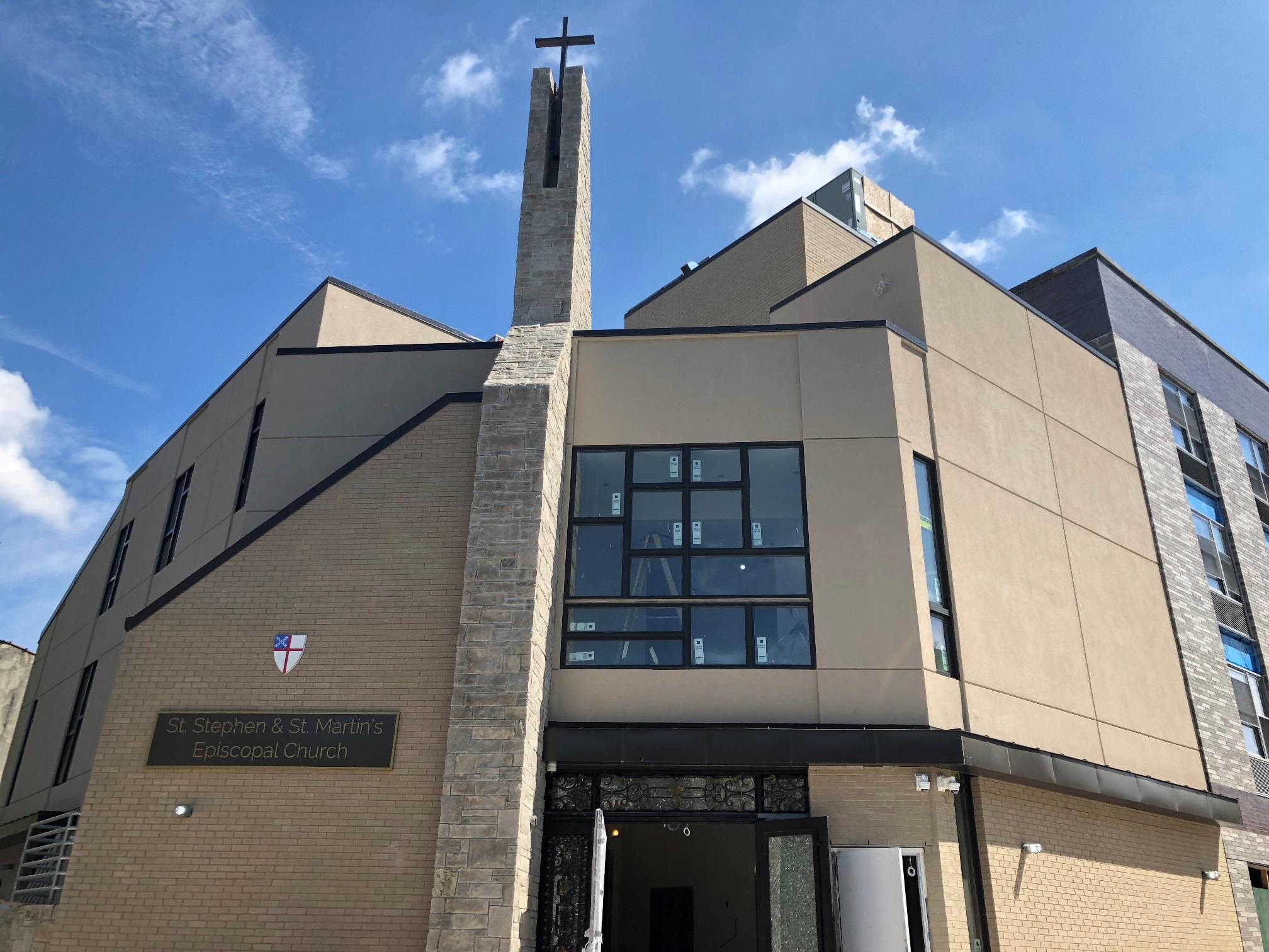 St. Stephen & St. Martin's Episcopal Church