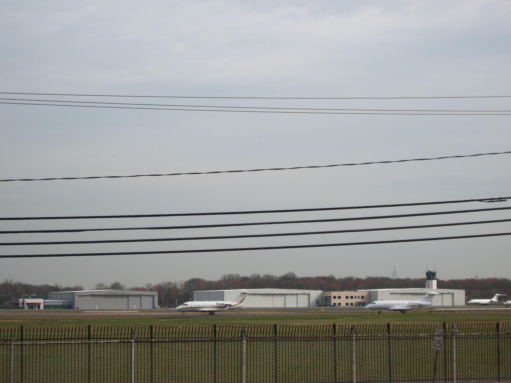 Teterboro Landing