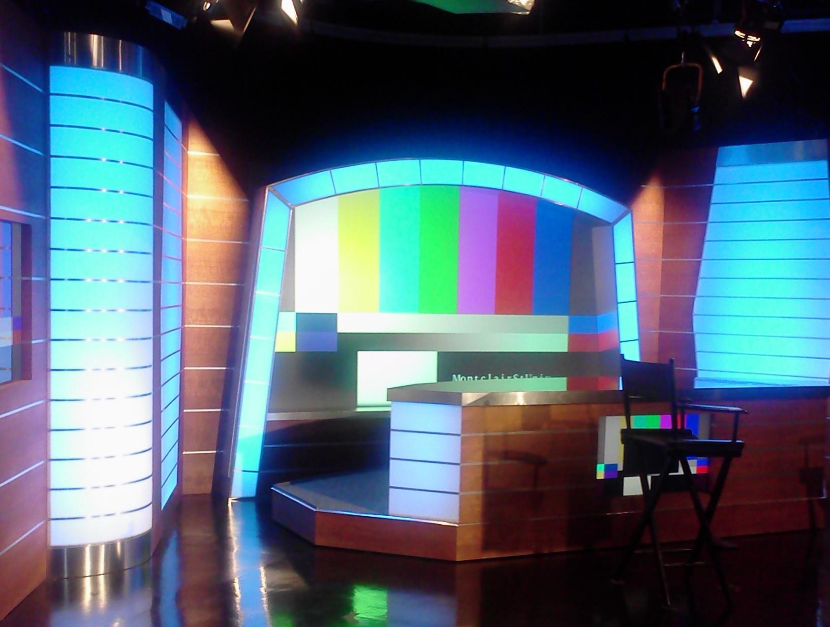 MSU DeMont TV Studio