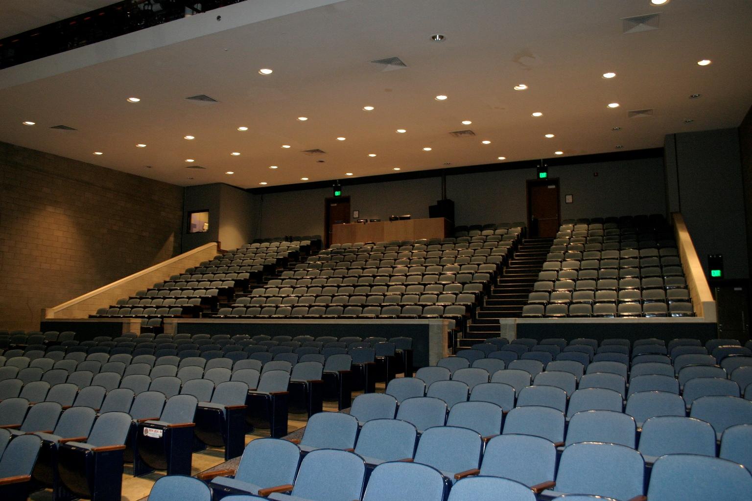 SCVTHS Auditorium