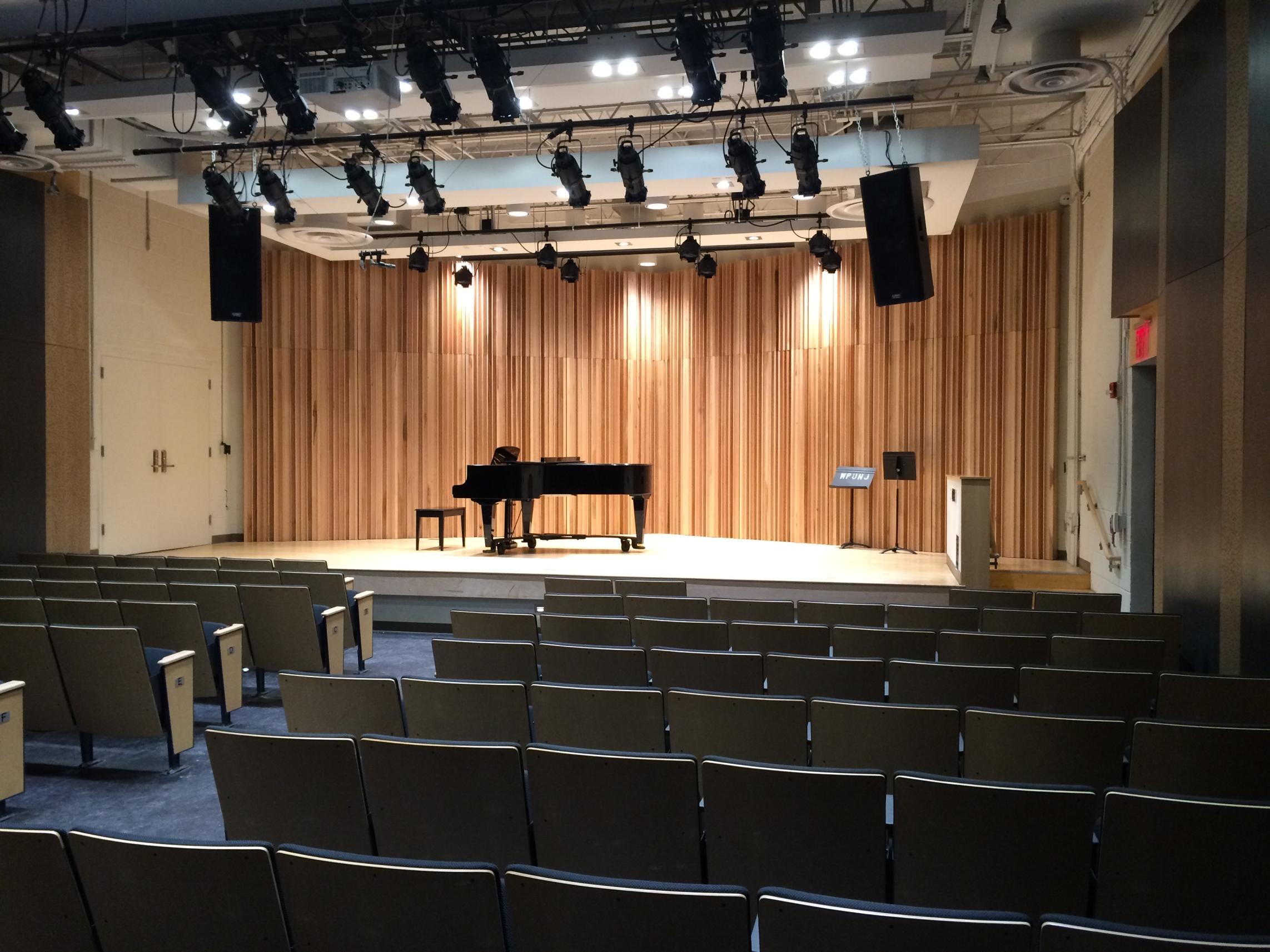 WPU Shea Recital Hall